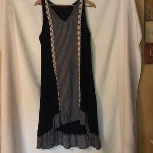 Cotton summer tank dress